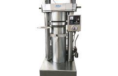 「茶油的设备多少钱」中型液压香油机ZY-11插图