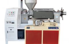 「茶油冷榨机多少钱」YJY-Z320A型榨油机(盘式)插图
