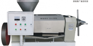 「榨山茶油的机器多少钱」中型经济型榨油机Z260插图