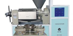 「进口山茶油压榨设备要多少钱」YJY-Z350型榨油机(正压式)插图