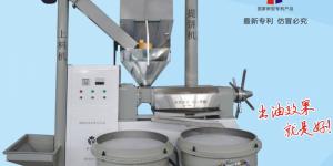 「山茶油设备多少钱一套」YJY-ZS11专用生榨一体机插图