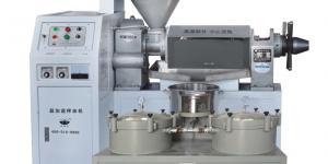 「山茶油精炼设备价格」YJY-Z330-2型榨油机(正压式)插图