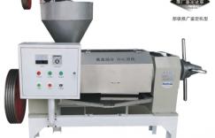 「炸茶油设备多少钱一套」中型经济型榨油机Z300插图