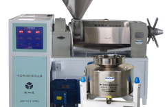 「山茶油机器价格」YJY-Z300型榨油机(离心式)插图