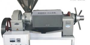 「哪里买茶油冷榨机」中型经济型榨油机Z320A插图