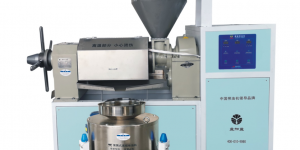 「茶油制出设备多少钱」YJY-Z350型榨油机(离心式)插图