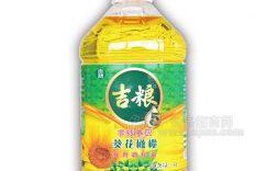 吉粮 葵花橄榄油 食用调和油 5L插图