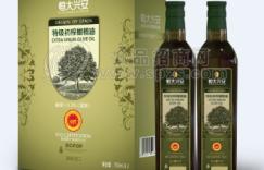 恒大兴安特级初榨橄榄油礼盒插图