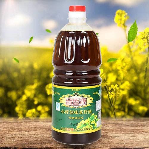 陈家集菜籽油多少钱(川老乡菜籽油批发价格)插图(1)