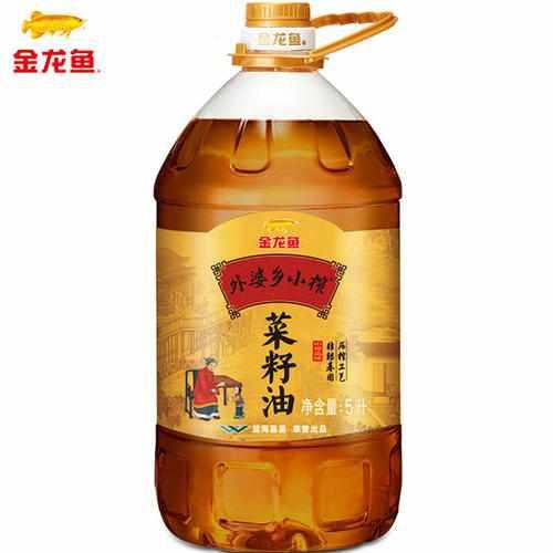 绿源井冈菜籽油多少钱(贵阳菜籽油批发多少钱)插图(1)