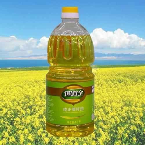 唐臣压榨菜籽油多少钱(固原菜籽油产地)插图
