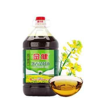 爱菊菜籽油多少钱(批发道道全菜籽油)插图(1)
