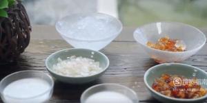 雪燕桃胶皂角米怎么做?插图