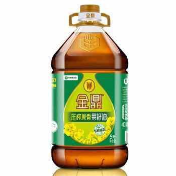 牡丹菜籽油的价钱(益众菜籽油批发)插图(1)