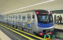 2021过年有地铁坐吗插图
